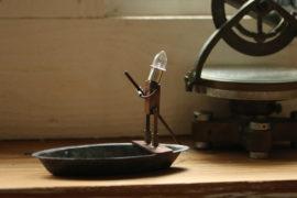 ランプマンの世界 「小舟」