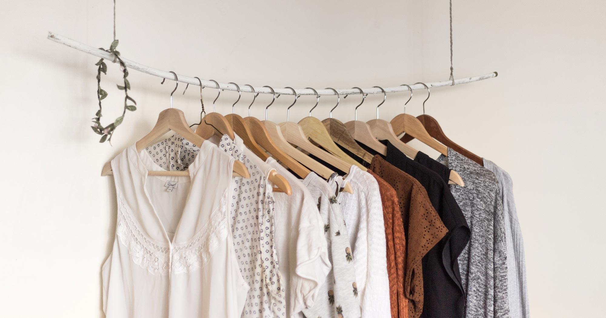 自分なりのこだわりを大切に。服を選ぶときの5つのポイント