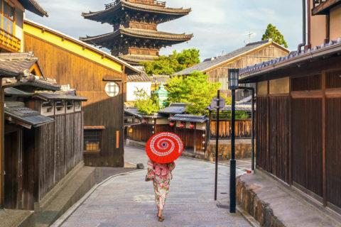 おひとりさま、京都で粋な出会い